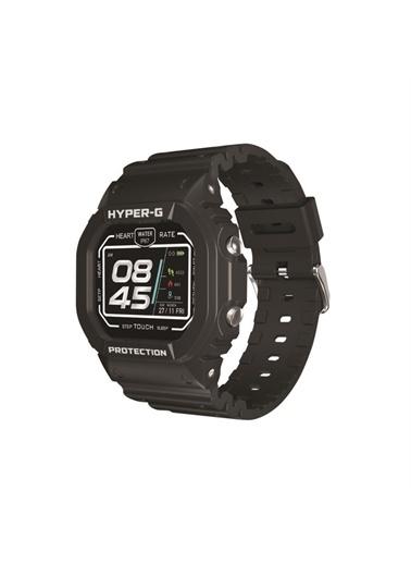 Polo Smart Pssw08 Hyper-G Akıllı Saat Siyah Siyah